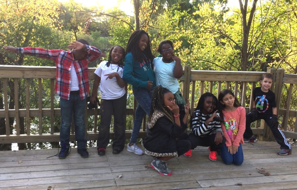 Y.O.U. group after Harbert planting